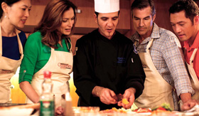 Holland America Culinary Arts Center