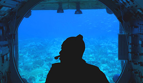 Holland America Line Atlantis Submarine Barbados