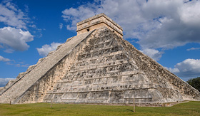 Holland America Line Chichen Itza Mayan Ruin