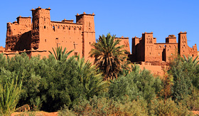 Holland America Line Morocco Ouarzazate Ait Ben Haddou medieval kasbah
