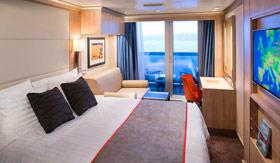 Verandah aboard ms Nieuw Statendam