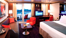 Holland America staterooms Signature Suite