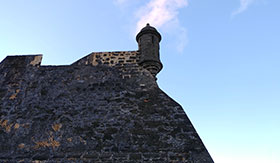 Fortress in San Juan