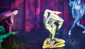 Cirque du Soleil aboard MSC Grandiosa