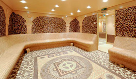 MSC Cruises Aurea Spa Turkish baths