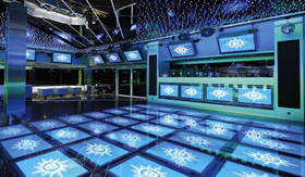 MSC Cruises T32 Disco Club