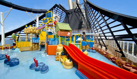 MSC Cruises Preziosa Doremi Aqua Park for kids