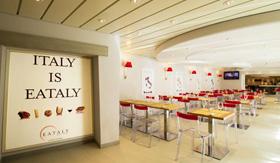 MSC Cruises Eataly aboard MSC Preziosa