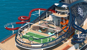 MSC Seaside Aqua Park