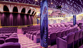 MSC entertainment Theater