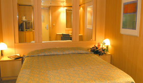 MSC staterooms Interior
