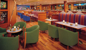 NCL dining Pubs Longboard