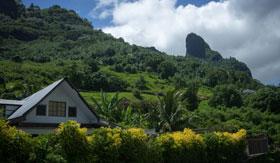 Gauguin Museum in Tahiti