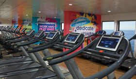 NCL spa & fitness Fitness Center