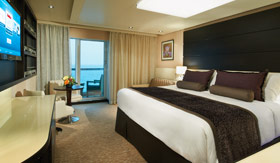 NCL staterooms The Haven