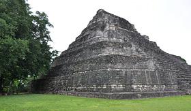 Norwegian Cruise Line Chacchoben Mayan Ruins in Mexico