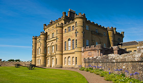 Norwegian Cruise Line Culzean Castle in Ayrshire, Scotland