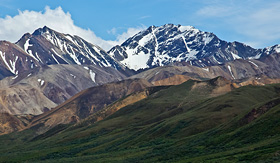Norwegian Cruise Line Denali National Park Alaska