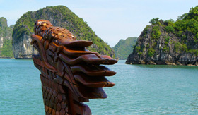Norwegian Cruise Line - Halong Bay, Vietnam