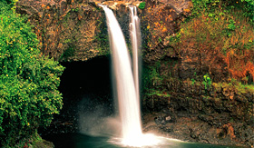 Norwegian Cruise Line Hilo Rainbow Falls