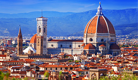 Norwegian Cruise Line Italy Florence Cathedral Santa Maria del Fiore