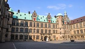 Norwegian Cruise Line Kronborg Castle Kronborg Helisnger Denmark