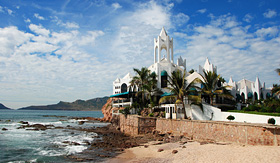 Norwegian Cruise Line Mazatlan Mexico coastline