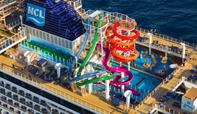 Norwegian Getaway Cruise Ship 2018 And 2019 Ncl Getaway