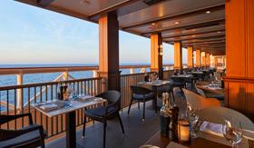 The Waterfront aboard Norwegian Joy