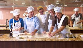 Oceania Cruises Bon Appetit Culinary Center