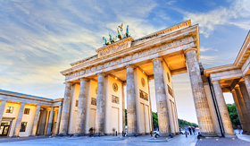 Oceania Cruises Brandenburg Gate of Berlin Germany