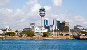 Oceania Cruises Dar Es Salaam waterfront