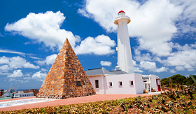 Oceania Cruises landmark of Port Elizabeth South Africa