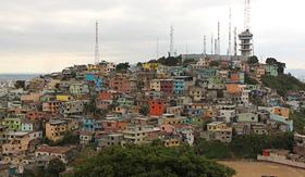 Oceania Cruises Las Penas in Guayaquil Ecuador