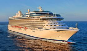 Oceania Cruises Marina exterior