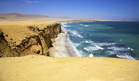 Oceania Cruises Paracas National Park Reserve Pisco Peru