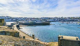 Oceania Cruises Saint Peter port capital of Guernsey Normandy