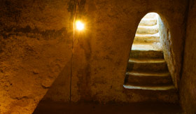Cu Chi Tunnels of Vietnam