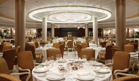 Oceania dining Grand Dining Room