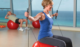 Oceania spa & fitness Personalized Fitness