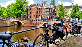Princess Cruises - Amsterdam Canals