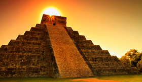 Princess Cruises Chichen Itza in Tinum, Mexico