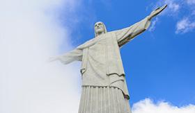Princess Cruises Christ the Redeemer Rio de Janeiro Brazil