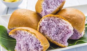 Princess Cruises common hawaiian food taro bread