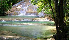 Princess Cruises - Dunns River Falls, Jamaica