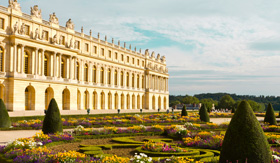 Princess Cruises Famous Palace Versailles Near Paris France