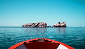 Princess Cruises Isla del Espiritu Santo La Paz Mexico