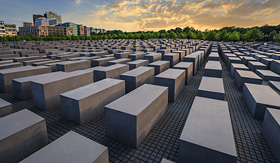 Princess Cruises Jewish Holocaust Memorial Berlin Germany