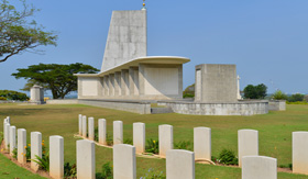 Princess Cruises Kranji War Memorial of Singapore