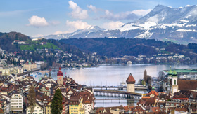 Princess Cruises Luzern Switzerland